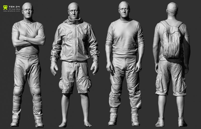 3d body scanning The styku scanner is the most portable and modular body scanning unit on the market using microsoft kinect v2, the world's most powerful 3d camera, millions of data points are extracted in less than 30 seconds.