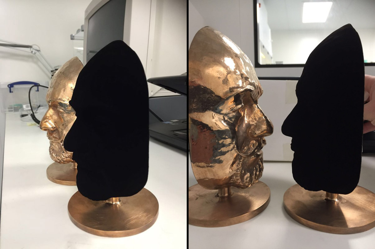 The Art Of Vantablack Ten24